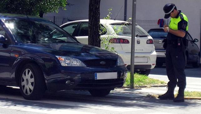 Anulada multa por señal de tráfico solo en catalán