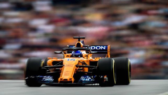 Récord Fernando Alonso GP Austria F1 2018