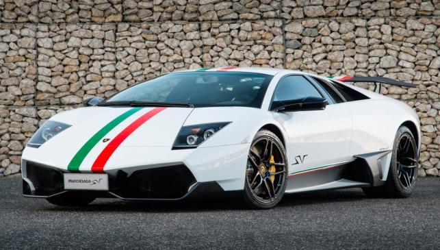 deportivo superdeportivo italia especial unico limitado blanco