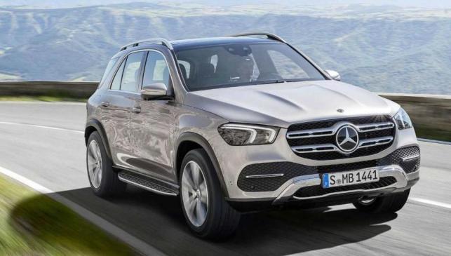 Rivales nuevo Mercedes GLE 2019