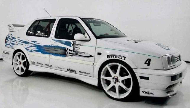 Volkswagen Jetta Fast and Furious a la venta