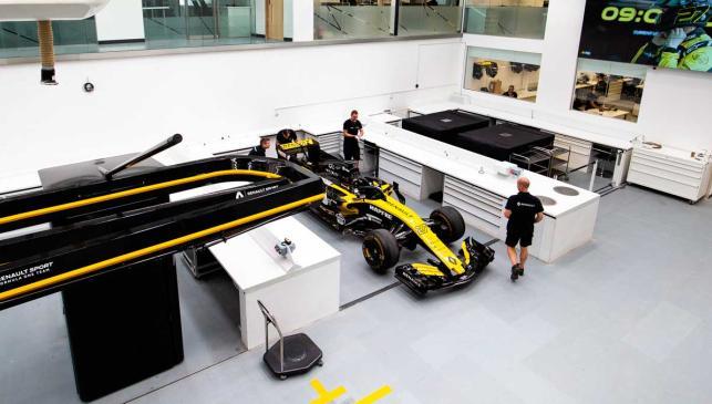Curiosidades coche de Fórmula 1