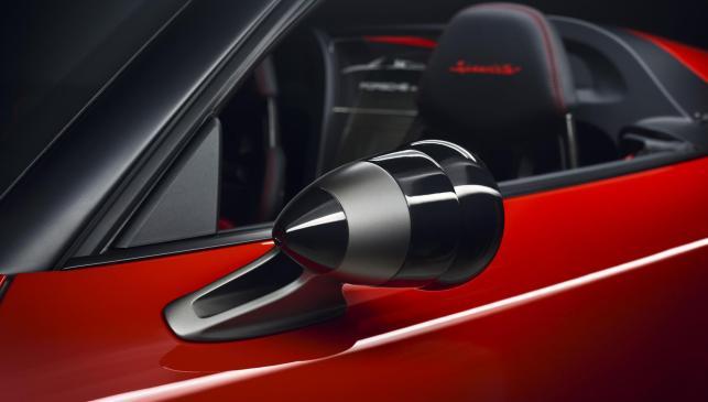 Retrovisores Porsche 911 Speedster