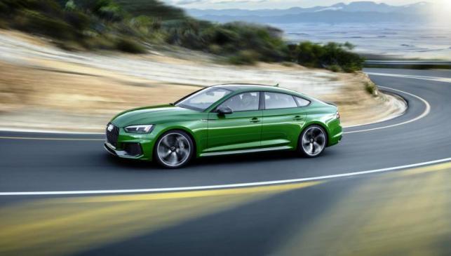 Audi RS5 Sportback comercialización precio