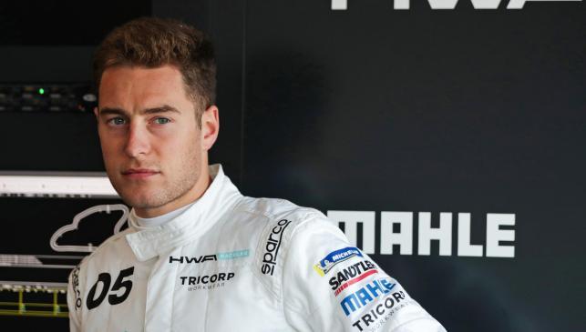 Ahora es piloto de Fórmula E