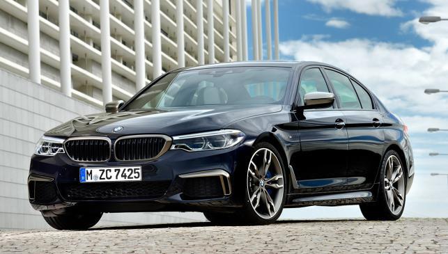 BMW M550i xDrive 2019