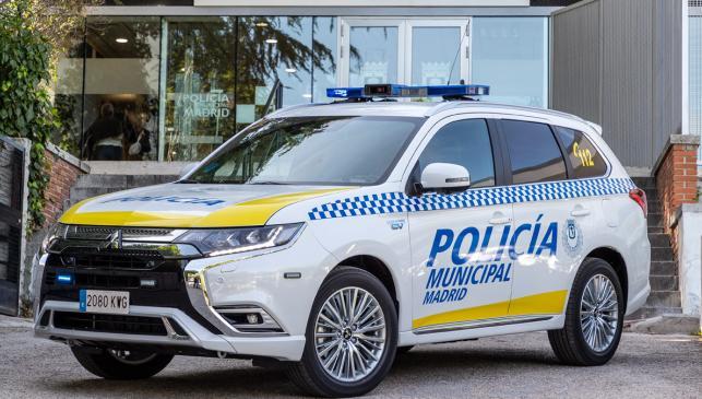 municipal coche nuevo suv