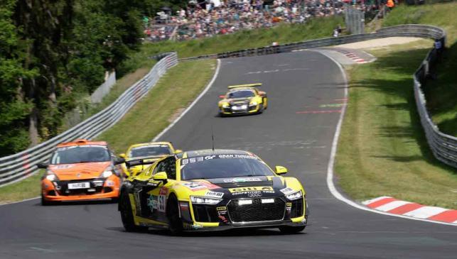 24 horas de Nürburgring 2019