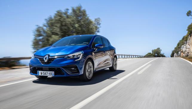 Prueba Renault Clio 2019 1.3 TCe