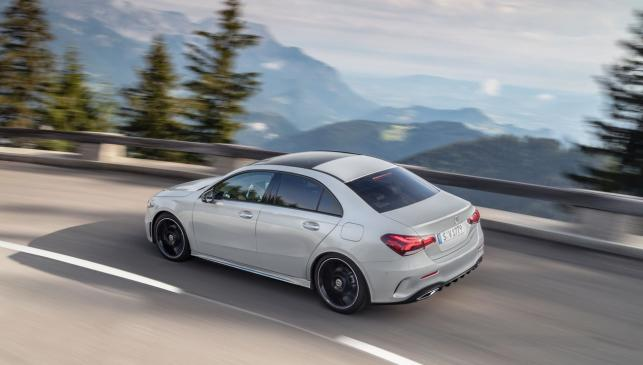 Mercedes Clase A Sedán 2019