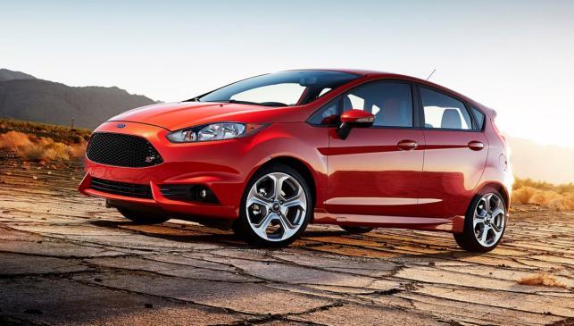 Ford Fiesta ST de segunda mano