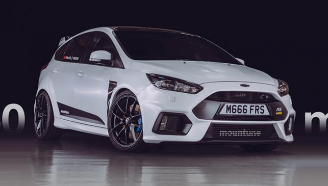 Ford Focus de Mountune