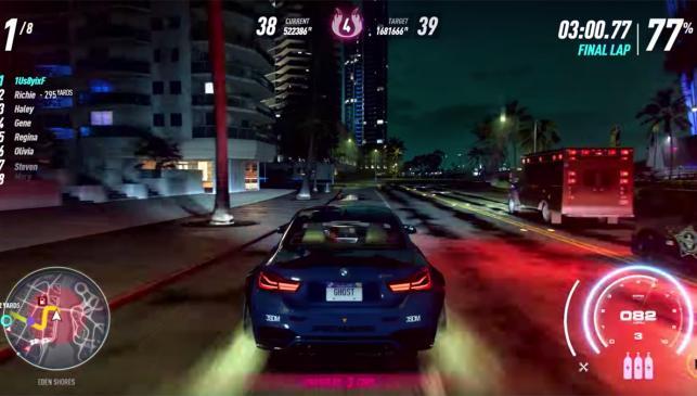 videojuego coches ps4 xbox pc bmw m4