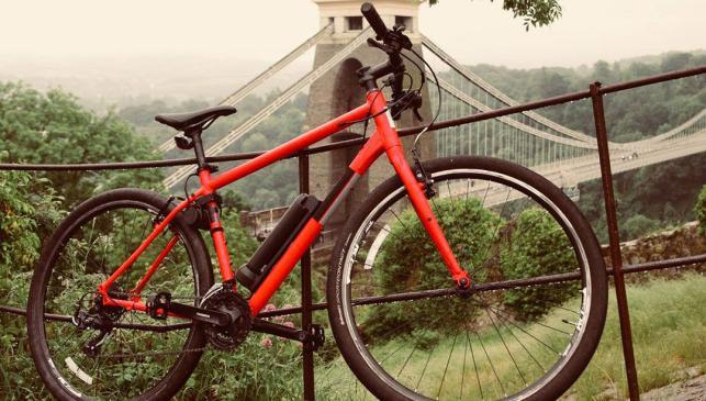 Kit bicicleta eléctrica