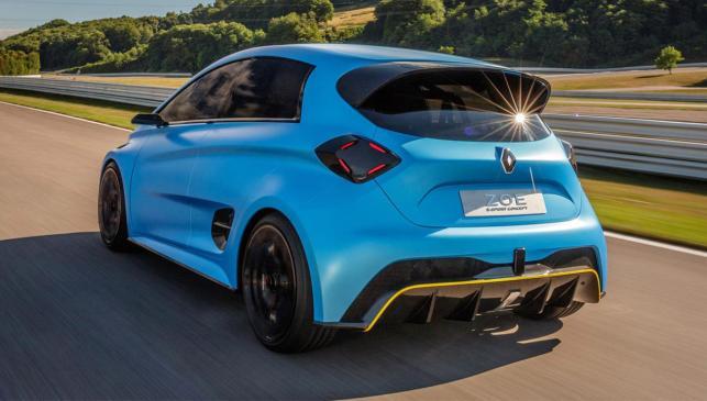 Renault ZOE eSport dinámica